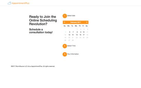 Get a Free Guided Tour of the Best Appointment Scheduling Software