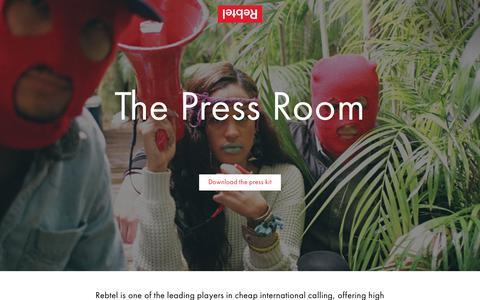 Newsroom | Rebtel.com