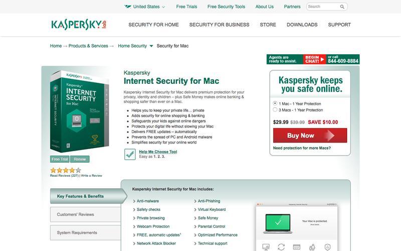 Kaspersky Antivirus & Internet Security for Mac | Kaspersky Lab US