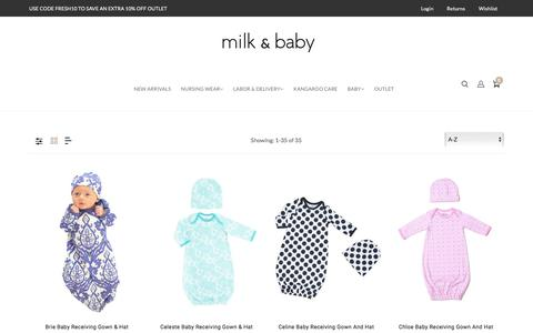 Matching Baby Clothes - Baby Gifts - Milk And Baby – Milk & Baby