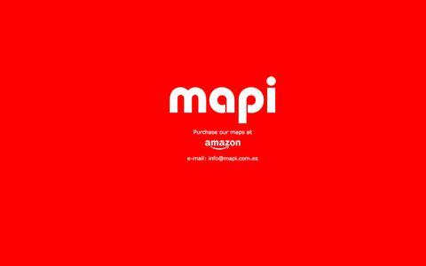 Screenshot of Home Page mapi.com.es - mapi - captured July 25, 2018