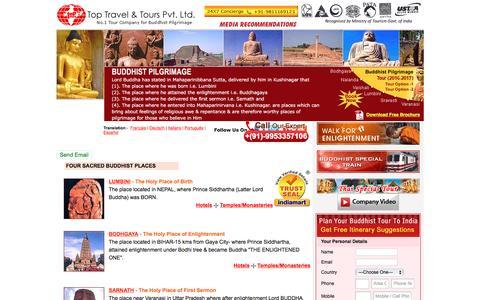 India Buddhist Tour, Buddhist Pilgrimage Tours in India, Buddhist     Pilgrimage India Buddhist Tours, Buddshist Pilgrimage Tour of India