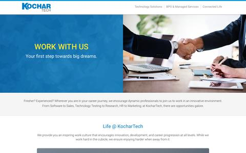 Career - KocharTech