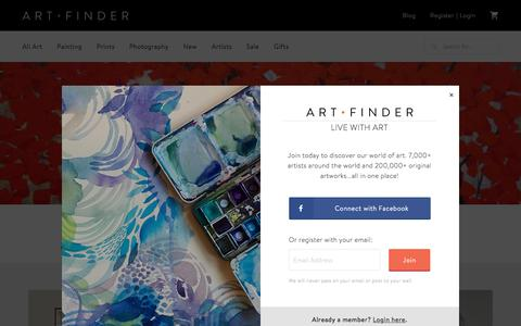Artfinder | Discover and Buy Original Art Online, Shop Directly from Independent Artists Around the World | Artfinder