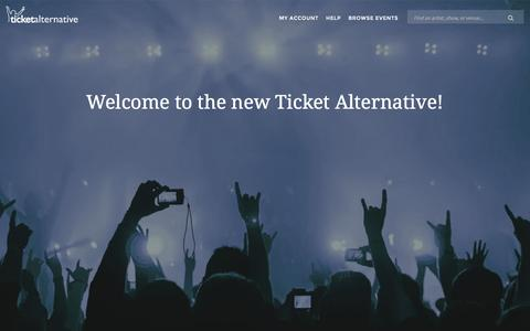 Ticket Alternative - Awesome Ticketing - Sell Tickets Online