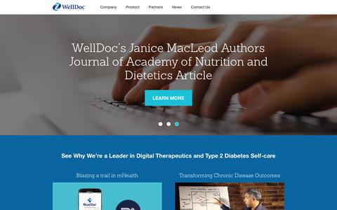 Digital Health Leader | WellDoc
