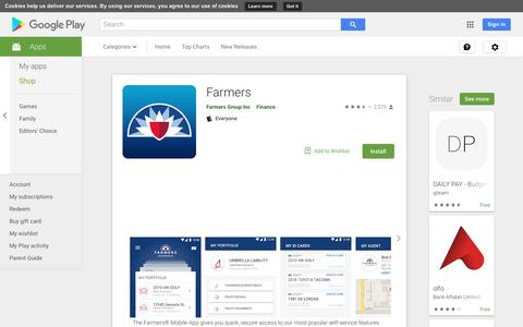 Farmers - Apps on Google Play