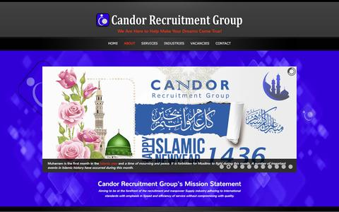 Screenshot of Services Page crgpak.com - Recruitment Agencies in Pakistan Overseas Recruitment - captured Dec. 7, 2015
