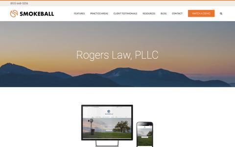 Rogers Law, PLLC - Smokeball