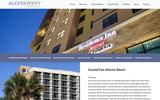 Old Screenshot Access Point Financial Inc. Case Studies Page