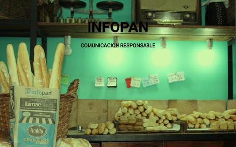 Screenshot of Home Page infopan.com.ar - Infopan - Publicidad en Bolsas de Papel - captured Sept. 18, 2015