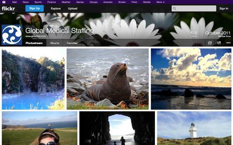 Screenshot of Flickr Page flickr.com - Flickr: www.gmedical.com's Photostream - captured Oct. 22, 2014