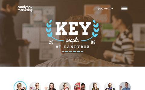 Our Team | Candybox Marketing