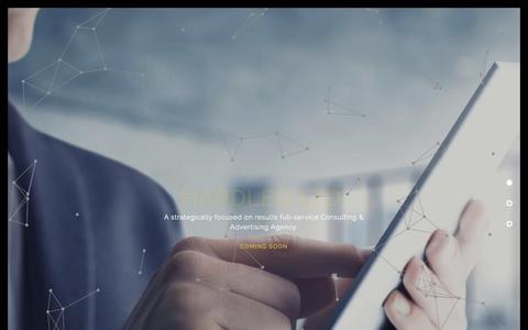 Screenshot of Home Page hardleo.com - Hardleo Ltd. - A strategically focused on results full-service Consulting & Advertising Agency. - captured July 19, 2015