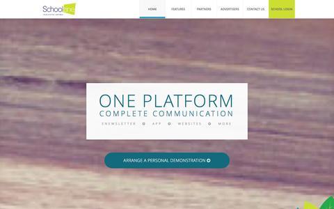 Schoolzine | School Newsletters, Parent teacher bookings, Mobile Apps