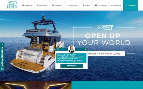 Okean Yachts - HMY Yachts