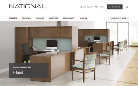 Hiland | National Office Furniture
