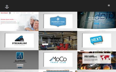 Screenshot of Developers Page oberleycreative.com - My Work | Tyler Oberley I Design. Code. Consult. - captured Oct. 27, 2014
