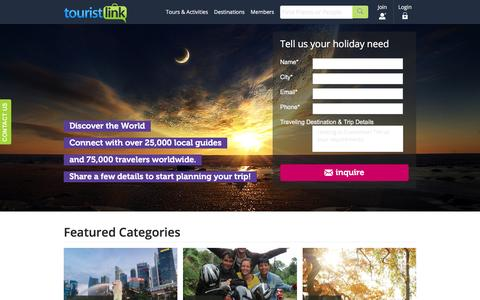 Find Local Guides and Tour Packages in World - Touristlink