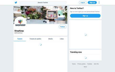 Tweets by ShopKeep (@ShopKeep) – Twitter