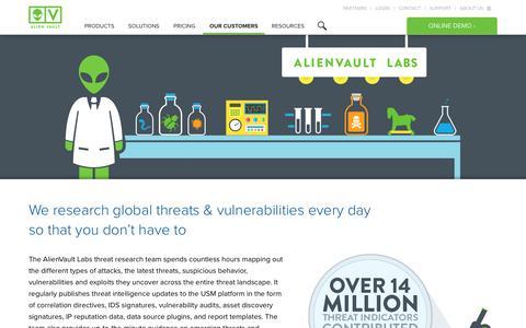 AlienVault Labs | AlienVault