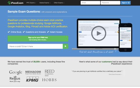 High Traffic Education Trial Pages Website Inspiration And
