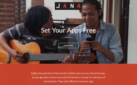 Jana | Home