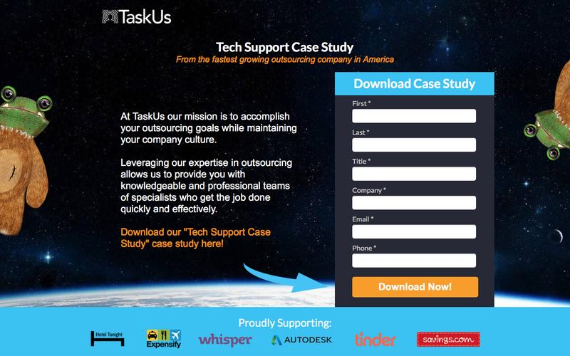 TaskUs Resources | Tech Support Case Study