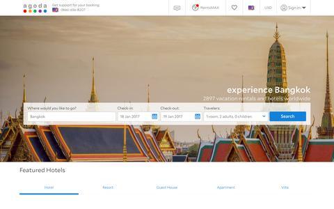 10 Best Bangkok Hotels: HD Photos + Reviews of Hotels in Bangkok, Thailand