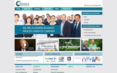 SYNNEX Global