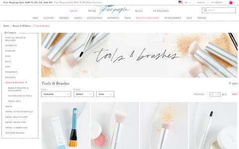 Beauty Tools & Brushes  | Free People
