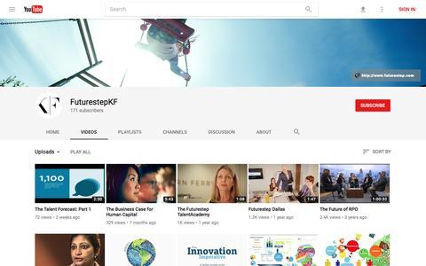FuturestepKF - YouTube