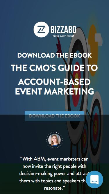 The CMO's Guide to Account-Based Event Marketing