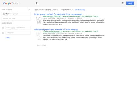 """au10tix"" - Google Patents"