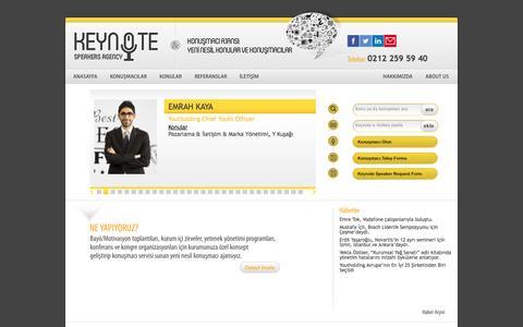 Screenshot of Home Page keynotespeakersagency.com - Keynote Speakers Agency | Keynote Speakers Agency - captured Oct. 6, 2014