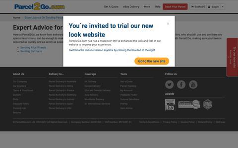 Expert Advice On Sending Parcels   Parcel2Go.com