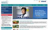 New Screenshot Boston Medical Center (BMC) Home Page