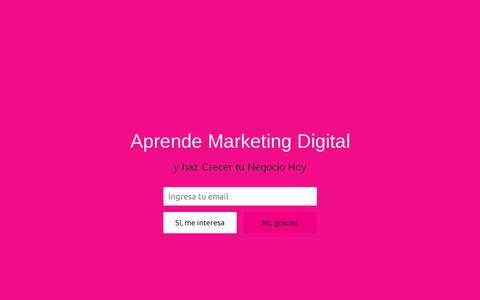 Screenshot of Blog genwords.com - Content Marketing Blog - captured Oct. 16, 2018