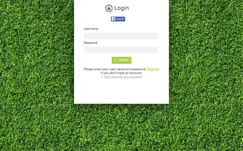 Screenshot of Login Page my11.com - My11 - Free to play predictor football games - captured Oct. 7, 2014