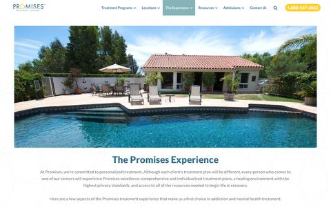 Luxury Drug Rehab and Detox Center | Promises