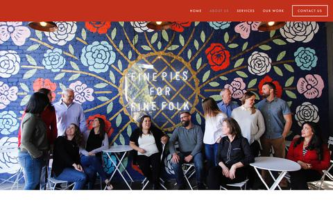Screenshot of Team Page tictoc.com - Team — Tic Toc - captured Sept. 21, 2018
