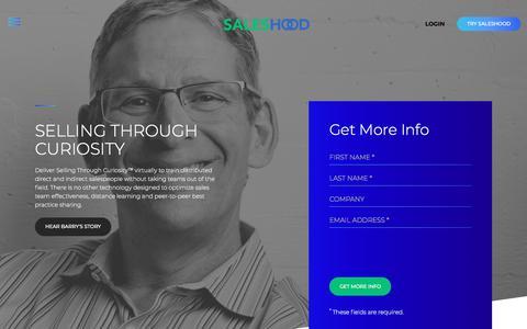 SalesHood - Sales Training