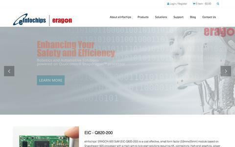 Qualcomm® Snapdragon™ SoM, Development Kit & Embedded Products Development -  Qualcomm Authorized Design Partner