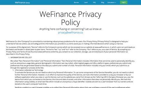 WeFinance