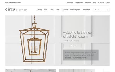 Home page | Circa Lighting