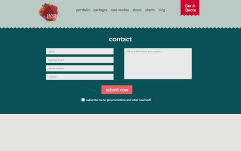 contact - Animation Company Malaysia