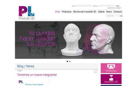 ProtoLab 3D - Impresión 3D, Impresoras 3D y Filamentos
