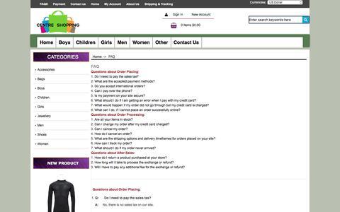 Screenshot of FAQ Page emocion7.com - FAQ : Nike Lunarglide 7 Sequoia/White-Green Glow Black - captured Aug. 2, 2017