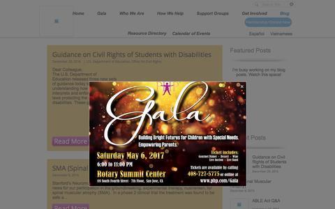 Screenshot of Blog php.com - phpsanjose | Blog - captured Feb. 11, 2017
