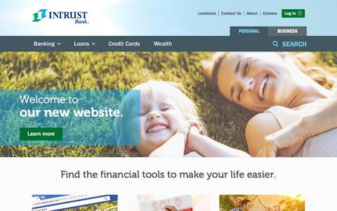 INTRUST Bank | Personal and Business Banking